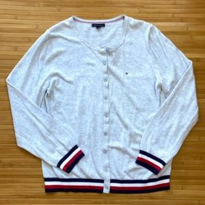 Tommy Hilfiger Heathered Cardigan